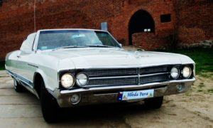 Buick Electra Wynajem Na ślub